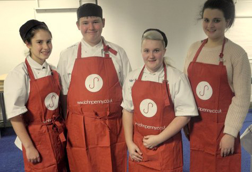 Local Young Chefs 2013