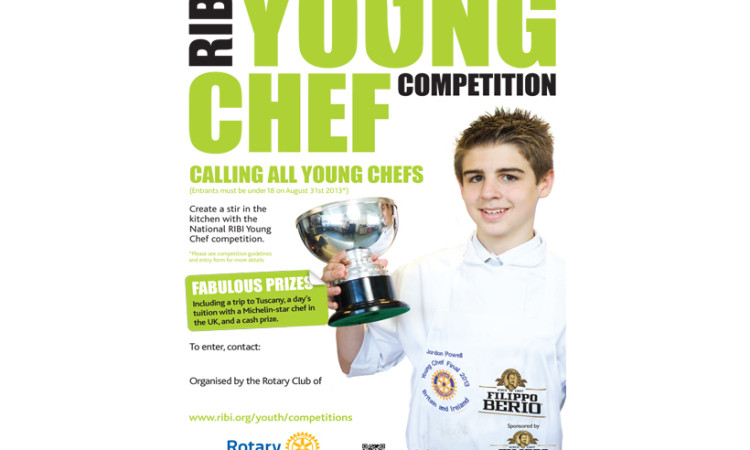 Young Chef 2014 Poster