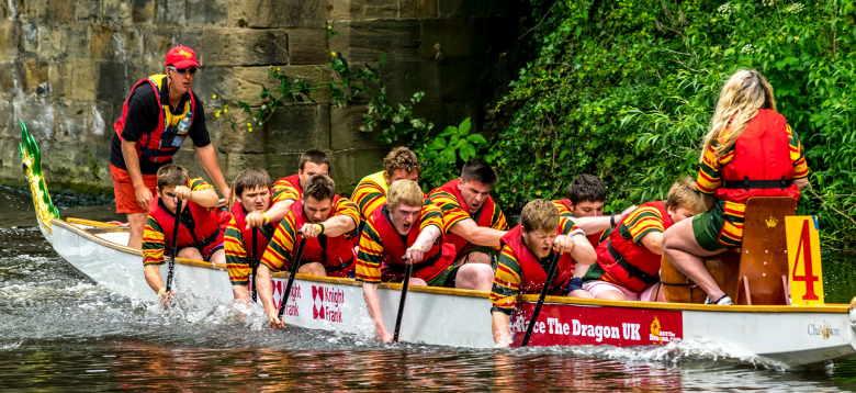 Osgoldcross Dragon Boat Race  (3)
