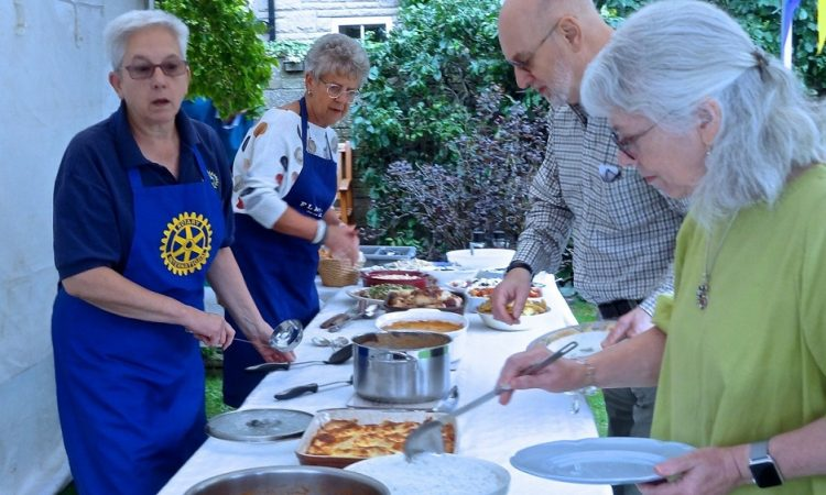 Rotary Lunch
